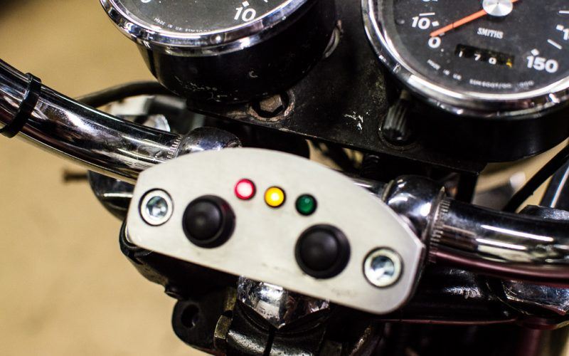 KickMagic Pneumatic Starters for Triumph Motorcycles